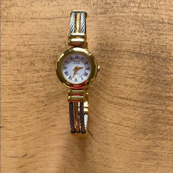 Anne Klein wristwatch.